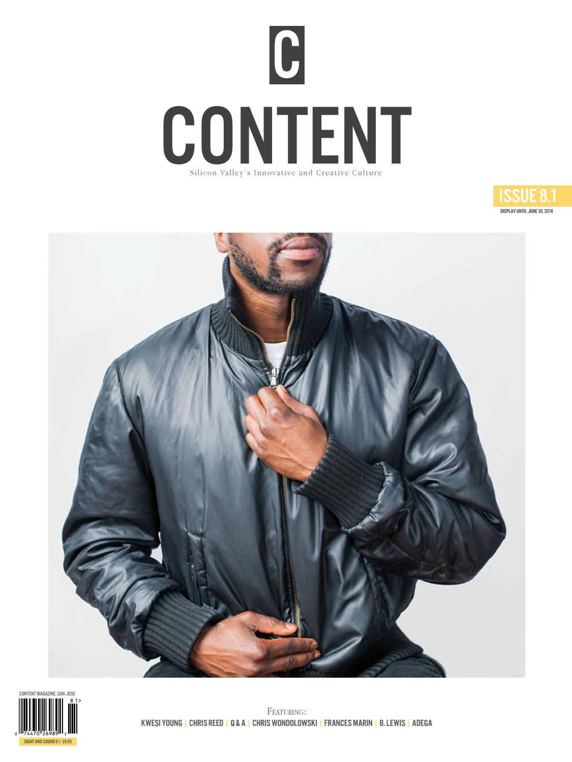 a40b74610f2e Sight and Sound 8.1 by Content Magazine - issuu