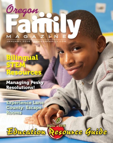 Oregon Family Magazine by Oregon Family Magazine - issuu