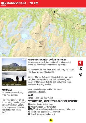 hermannssnasa kart Turguide innherred 2018 by Visit Innherred   issuu hermannssnasa kart