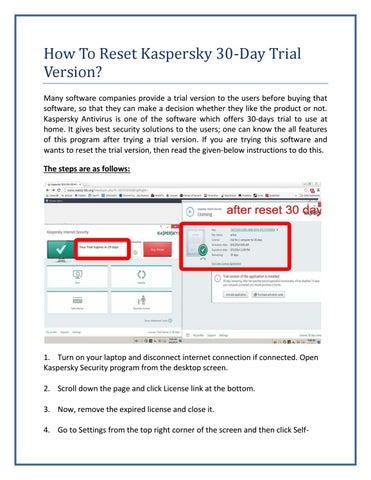 Open kaspersky trial resetter 2015   Download Kaspersky 2015