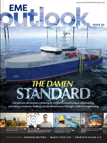EME Outlook - Issue 20 by Outlook Publishing - issuu