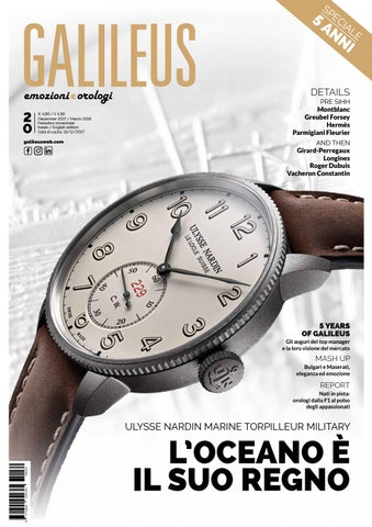 Galileus N°20 2017 - inverno 2017 - Speciale 5 anni by Galileus ... d4030d254ef