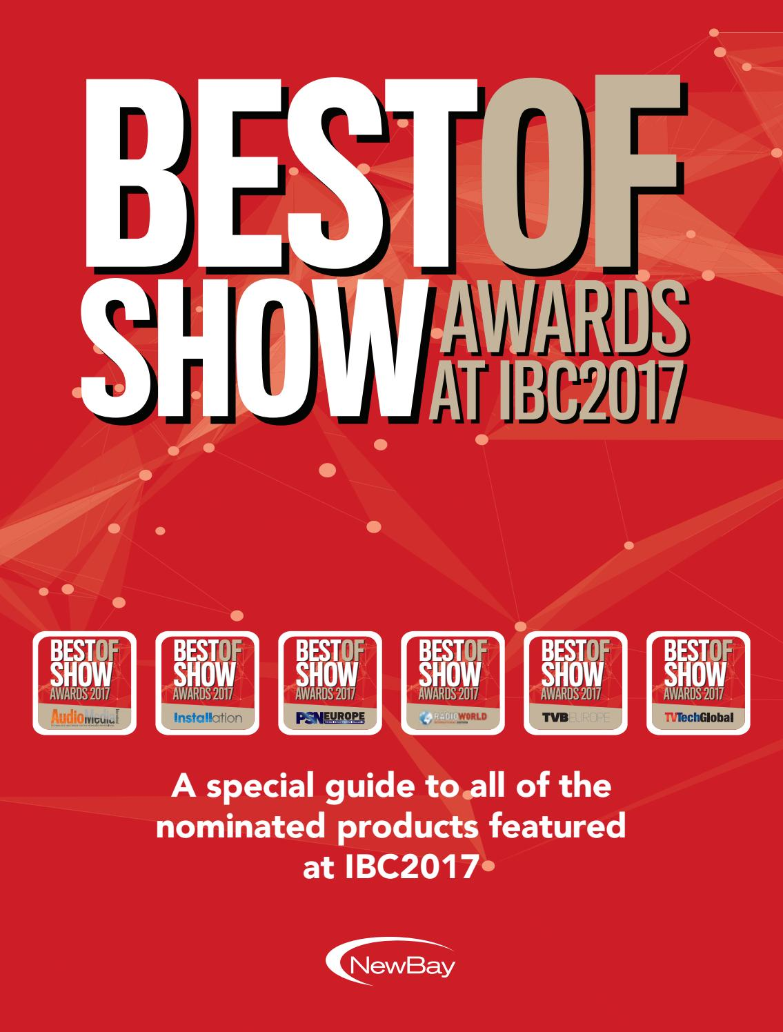 Best Of Show At Ibc2017 Digital Edition By Future Plc Issuu Franke Independence Day  Buy 2 Appliances Free Cooker Hood