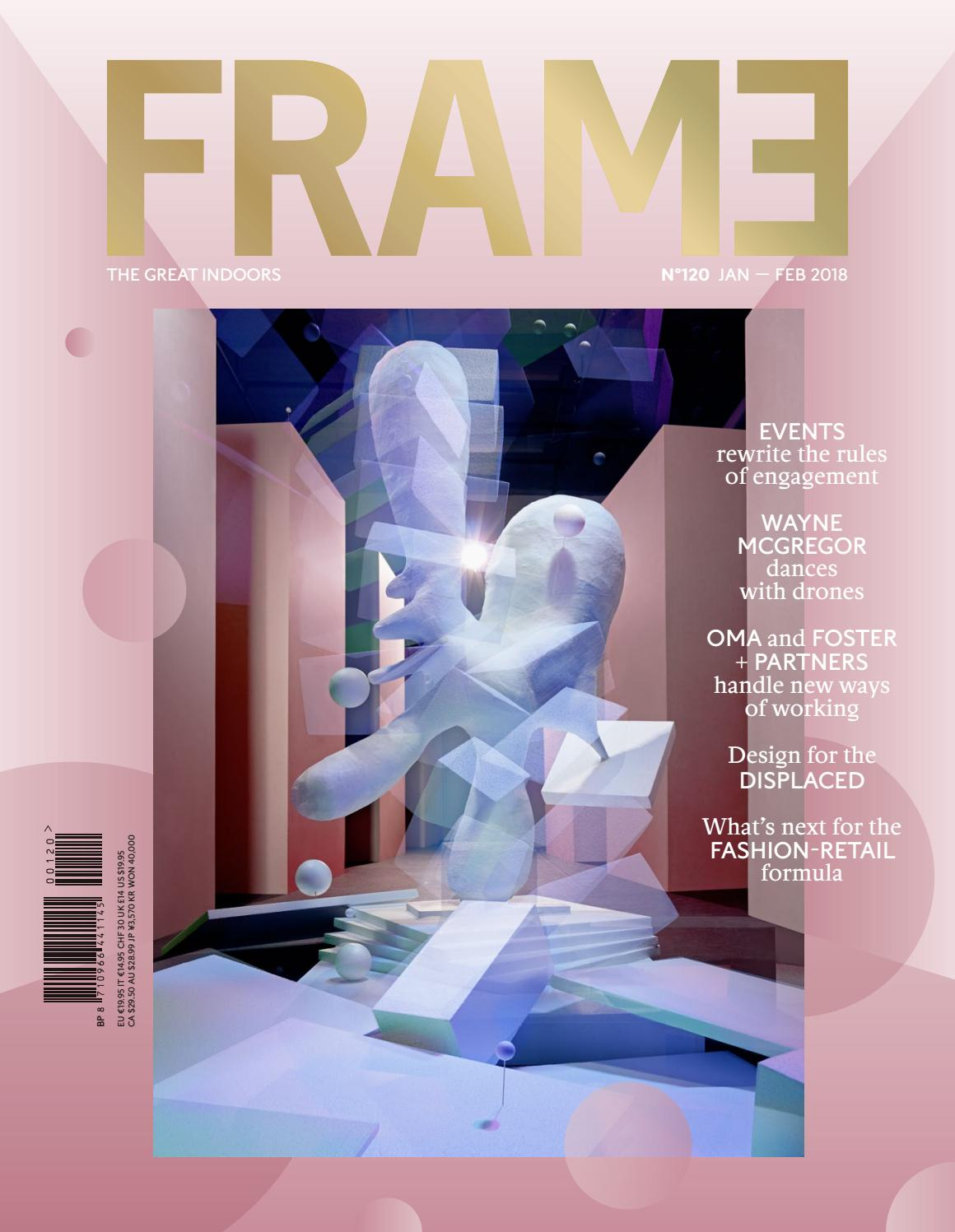 PREVIEW Frame Magazine 120 JanFeb