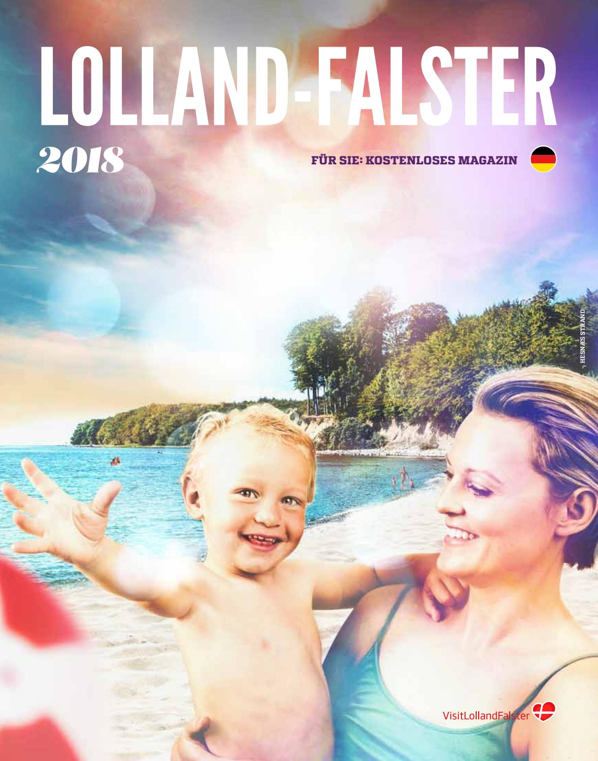 Lolland-Falster Magazin 2018 by Business Lolland-Falster - issuu