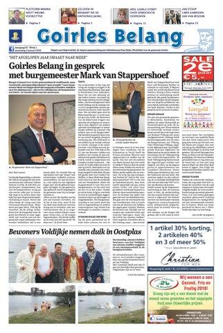 f8fa8b9b923 Goirles Belang 03-01-2018 by Uitgeverij Em de Jong - issuu