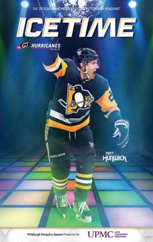 29cbf9eeed5 IceTime - Game 20 vs. Carolina Hurricanes by Pittsburgh Penguins - issuu