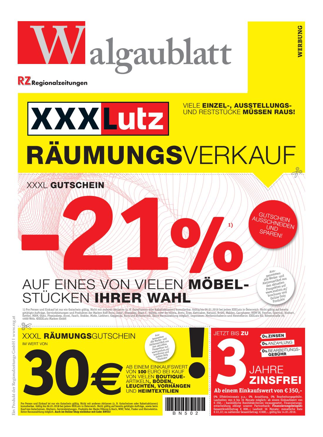 Walgaublatt 01 by Regionalzeitungs GmbH - issuu