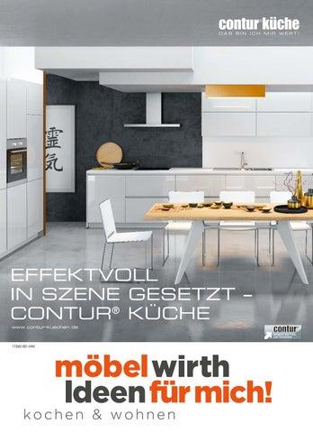 Wirth Hunfeld Contur Kuchen By Perspektive Werbeagentur Issuu