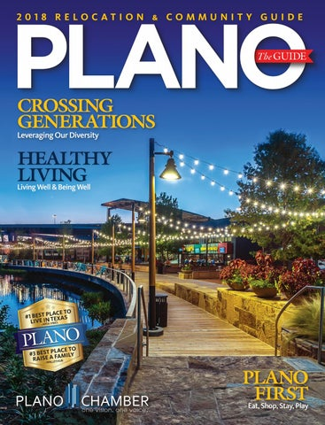 Plano the guide 2018 by chamber marketing partners inc issuu 2018 relocation community guide fandeluxe Image collections