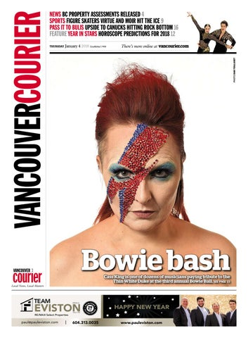 Vancouver Courier January 4 2018 By Vancouver Courier Issuu