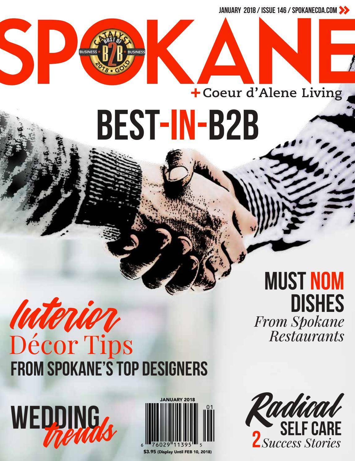 d57a60df41d Spokane Coeur d Alene Living magazine January 2018  146 by Spokane magazine  - issuu