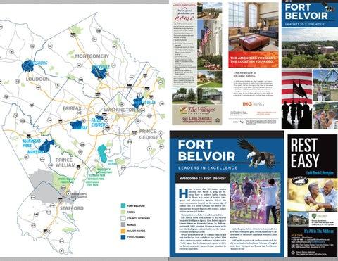 2018 Belvoir Post Guide Map By Insidenova Issuu