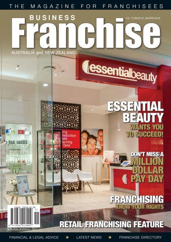 business franchise aus nz january february 2018 by cgb publishing