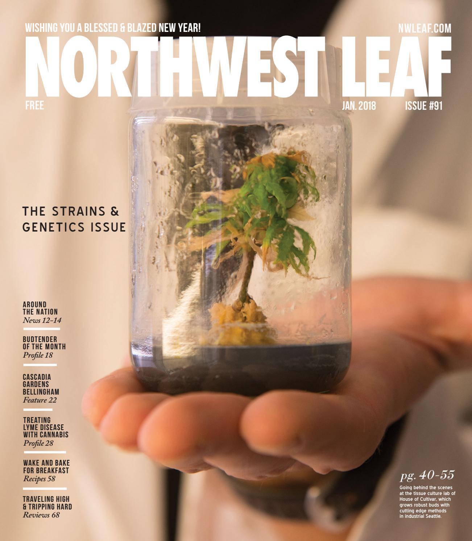Northwest Leaf — Jan  2018 by Northwest Leaf / Oregon Leaf