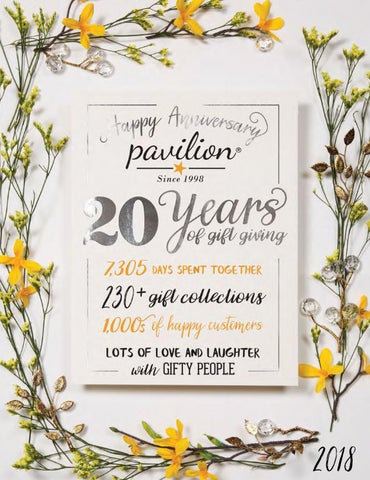 90b022f5120 Pavilion 2018 Spring Catalog by Traditions Unlimited - issuu