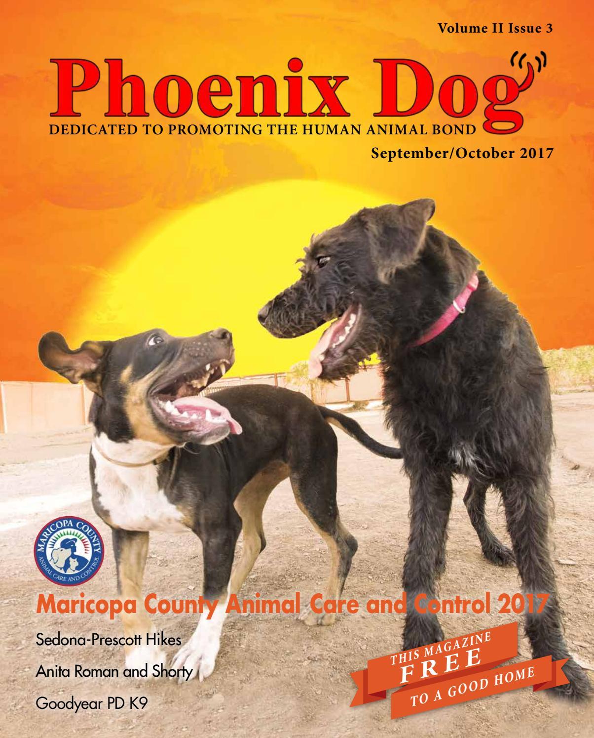 c416ed6bcc1 Phoenix Dog Magazne Sept/Oct 2017 by Phoenix Dog Magazine - issuu