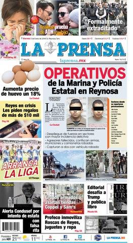 2a60d4a2ce3e0 Laprensa by La Prensa de Reynosa - issuu