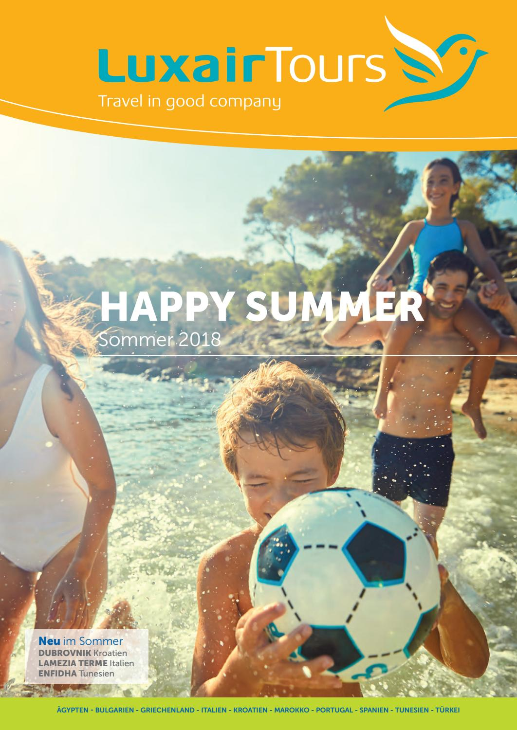 Luxairtours Happy Summer by WLTT s.a. - issuu