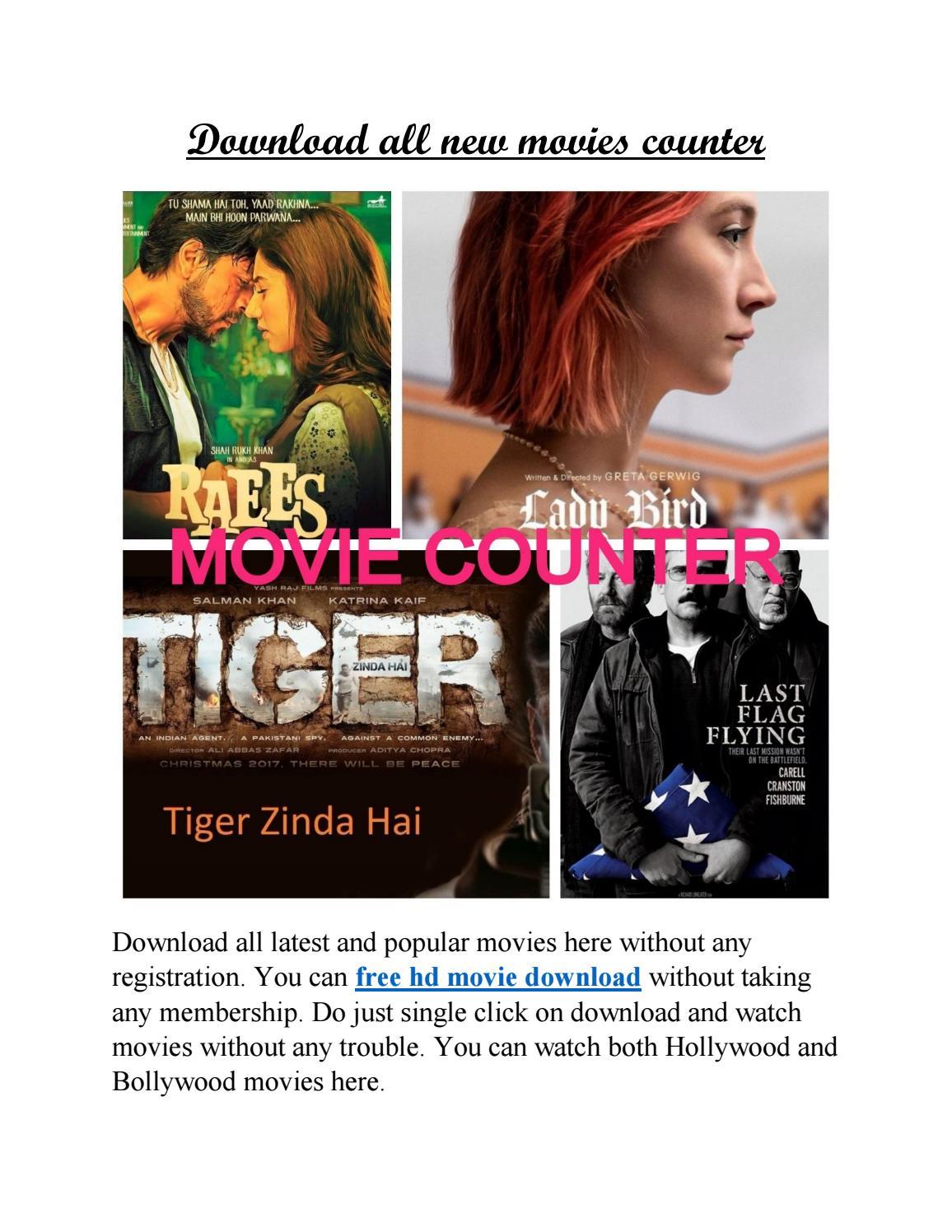 Download all new movies by movie counter - issuu
