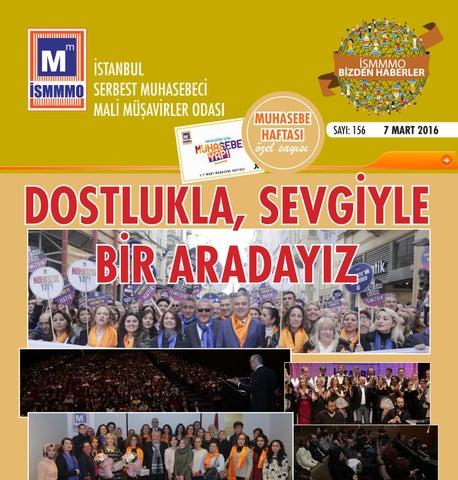 2016 156 By Istanbul SMMM Odas