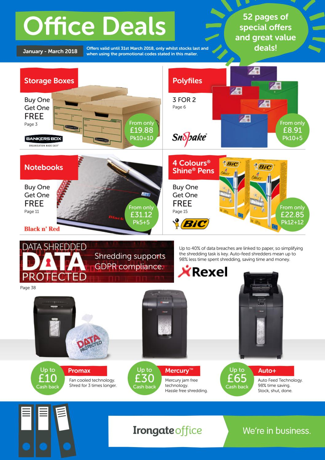 Office Deals January March 2018 By Irongate Group Issuu