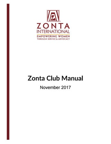 Zonta international z club and golden z club manual by zonta zonta international z club and golden z club manual by zonta international issuu yadclub Gallery