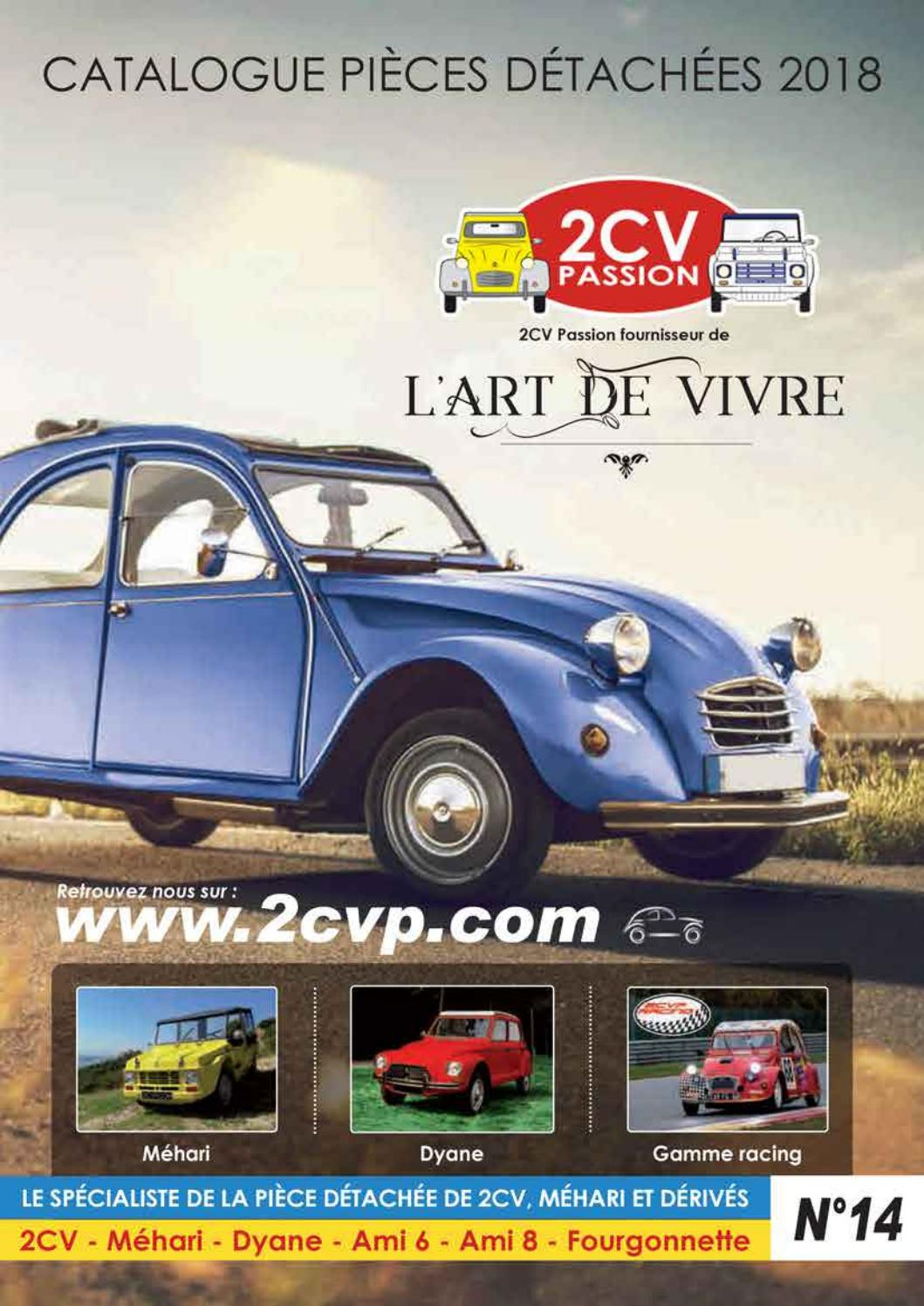 2cv passion catalogue 2018 by octave octave issuu. Black Bedroom Furniture Sets. Home Design Ideas