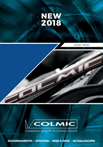 Acentre 2018 Catalogue Issuu By Colmic Update 5AL4Rj