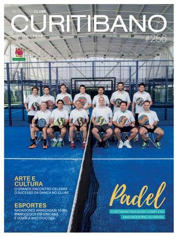Revista do Clube Curitibano - Edição 256 (dezembro) by Clube ... 00461d51d54e3