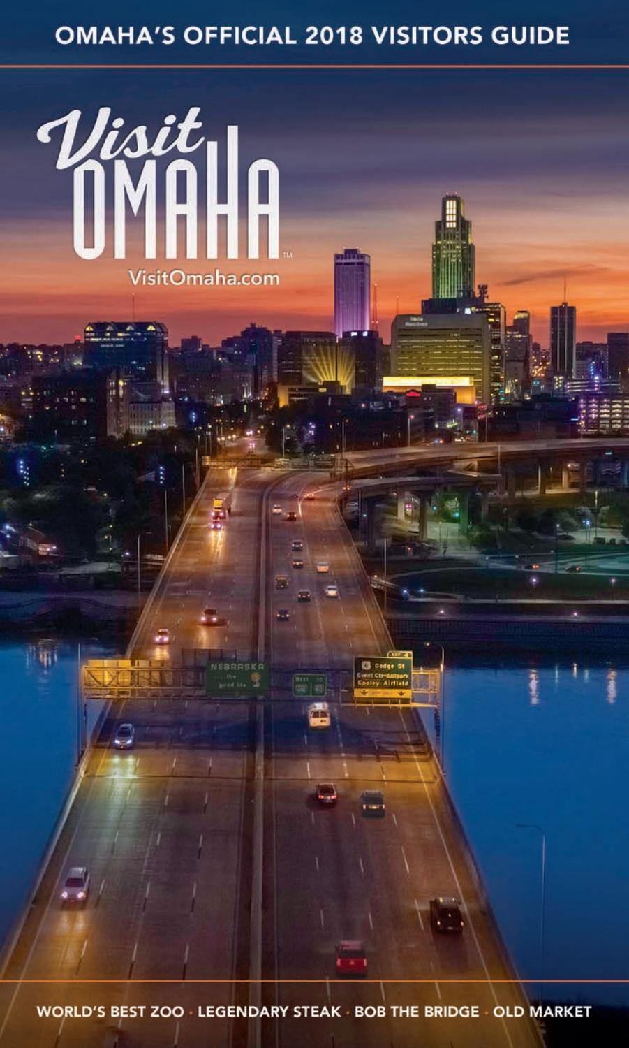 Omaha CVB 2018 by Omaha Magazine - issuu