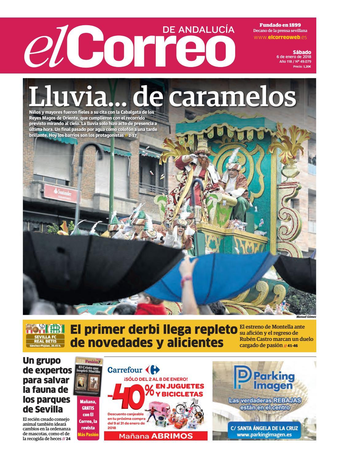 06 By 2018 Correo lIssuu Andalucía De 01 S El k08PnwXO