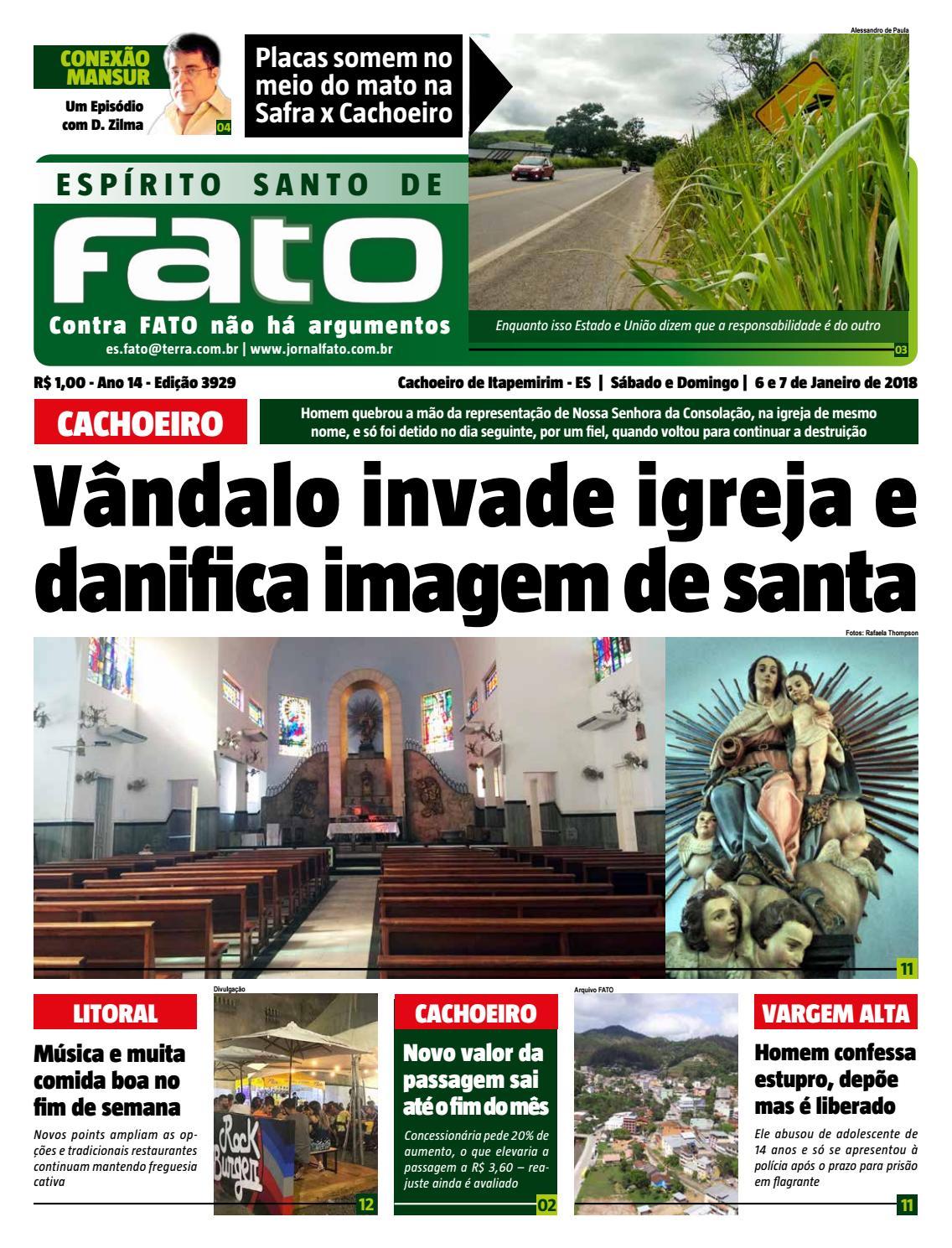 bbf3d2ec3a8d Jornal fato 060701 18 by Jornal Fato - issuu