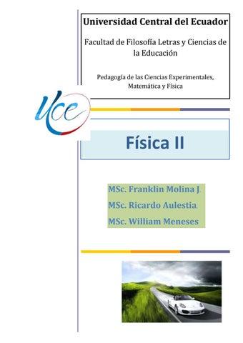 Fisica 2 Pdf By Franklin Molina Issuu