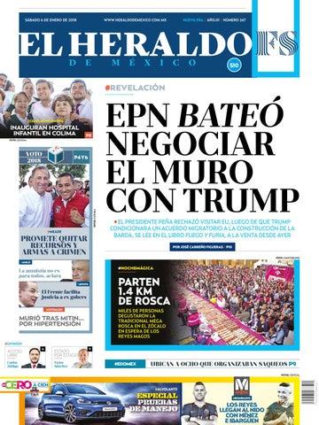 El heraldo 06012018 by El Heraldo de México - issuu 6faf8d4afb4