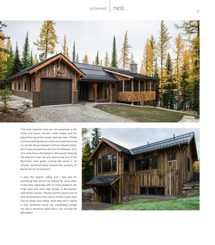 Page 35 of From Midwest to Montana - A Reclaimed Retreat by Dakota Timber Company
