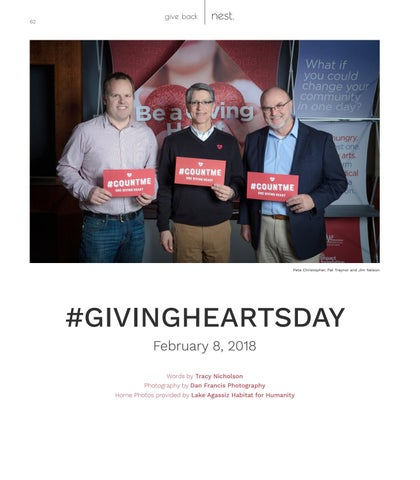 Page 62 of #GIVINGHEARTSDAY