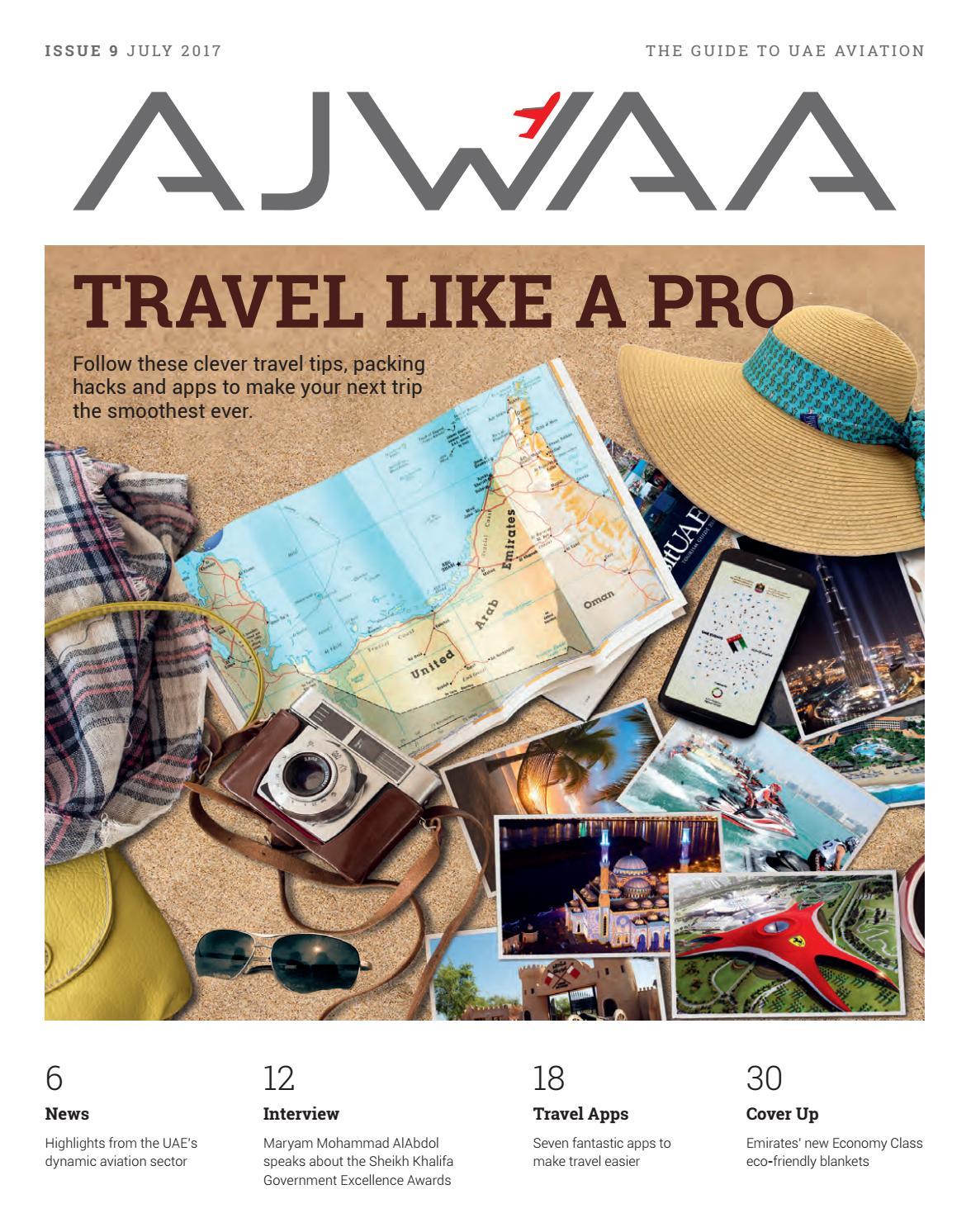 150b4b6d8 Ajwaa – Issue 9 by GCAA - issuu