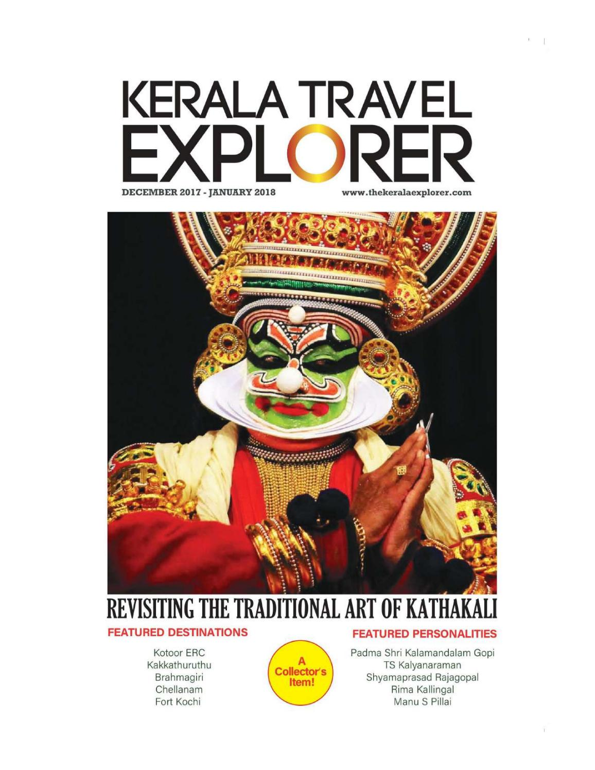 cda2b5f0f66bf Kerala Travel Explorer by keralatravelexplorer - issuu