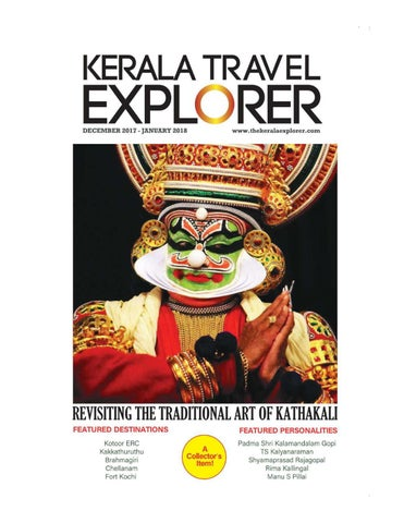 Kerala Travel Explorer by keralatravelexplorer - issuu