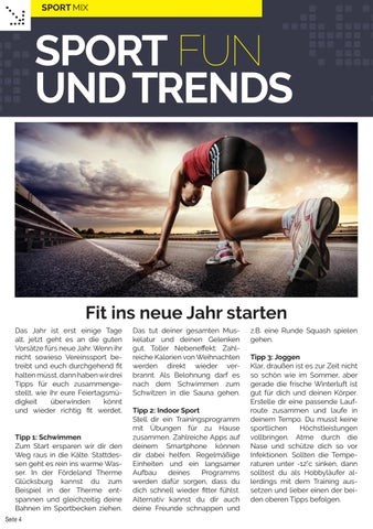 Page 4 of Sport, Fun & Trends