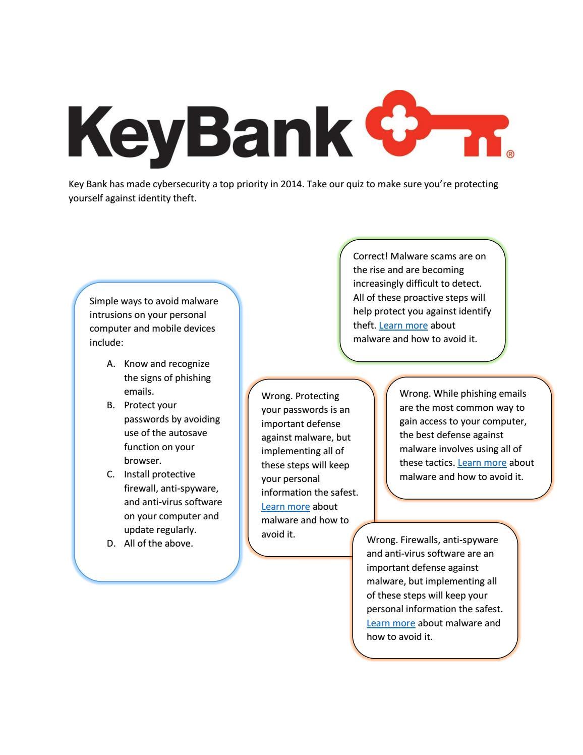 Key bank quiz by diabetty78 - issuu
