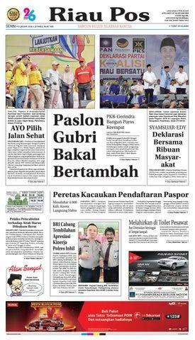 2018 01 08 by Riau Pos - issuu 96067f8316