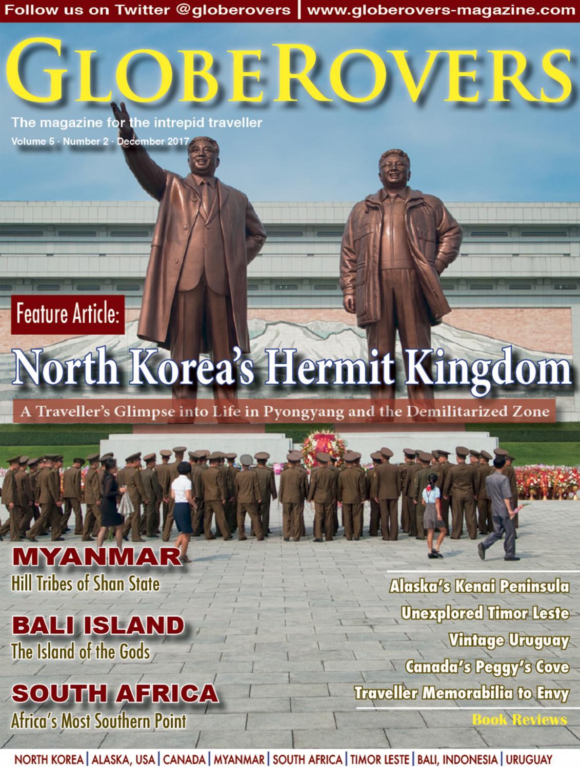 ef0c4387efc Globerovers Magazine, Dec. 2017 by Globerovers Magazine - issuu