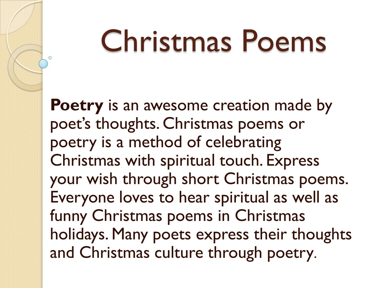 christmas poems by justine henderson issuu