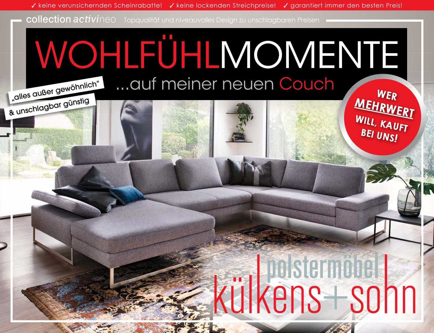 kuelkens sohn activineo prospekt by perspektive werbeagentur issuu. Black Bedroom Furniture Sets. Home Design Ideas