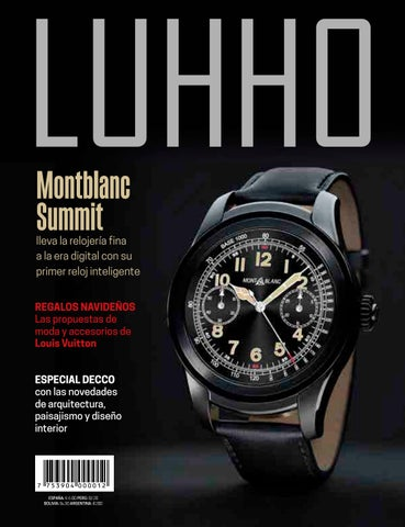 8c087fd5f588 Revista Luhho Quincuagésima Séptima Edición by Revista Luhho - issuu