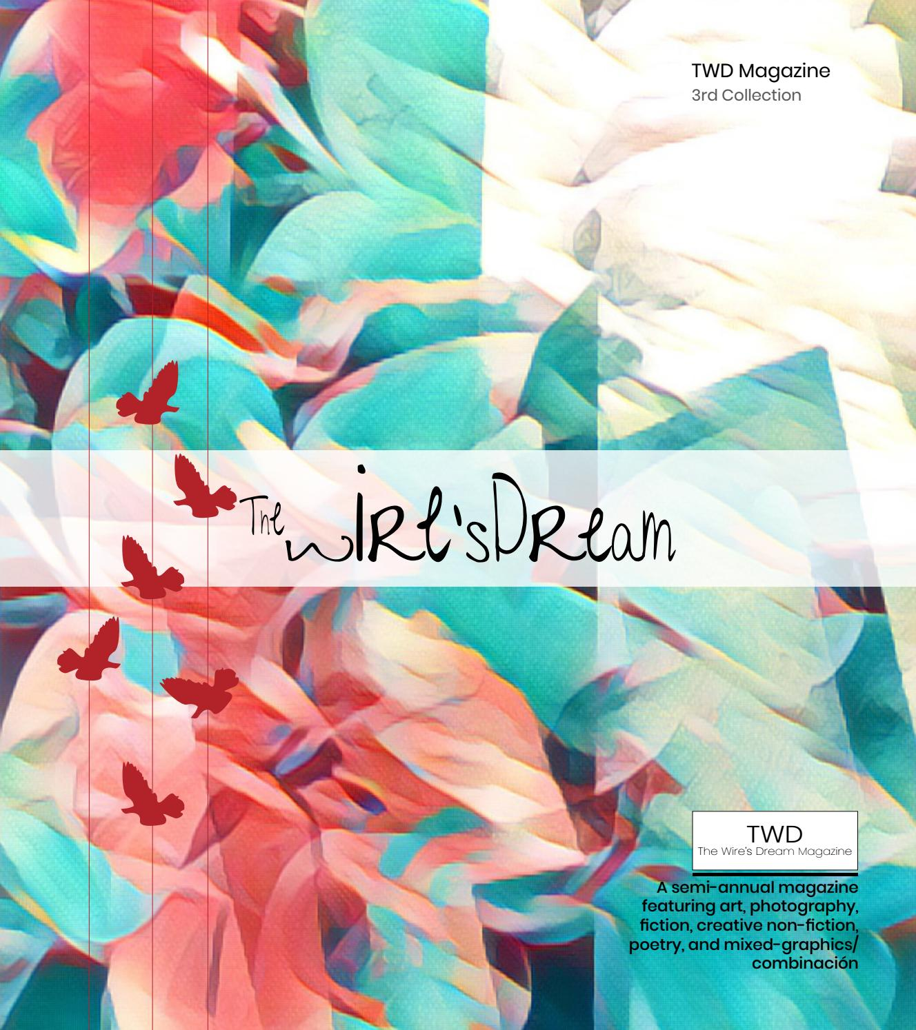 The Wire\'s Dream Magazine 3rd Collection by The Black Lion Journal ...