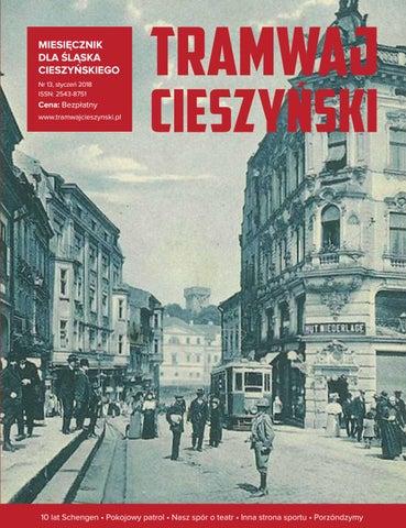 Tramwaj Cieszyński Nr 132018 By Tramwaj Cieszyński Issuu