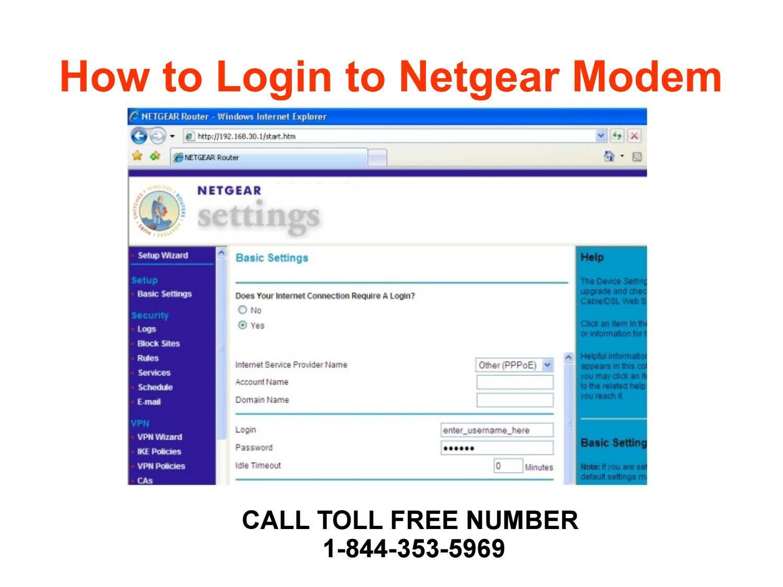 How to login to netgear modem by lisa987 - issuu